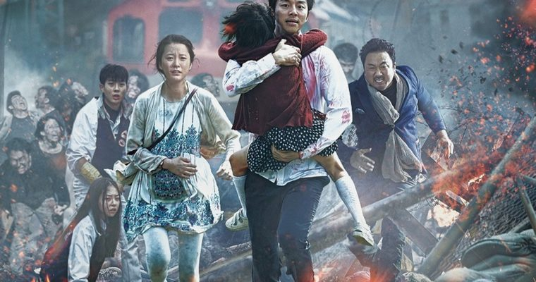 Quarantine and….zombies? Spoiler-free review: Train to Busan